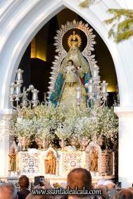Salida Procesional de la Virgen del Águila 2018 (1)