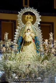 Salida Procesional de la Virgen del Águila 2018 (10)
