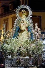 Salida Procesional de la Virgen del Águila 2018 (11)