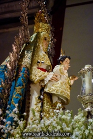 Salida Procesional de la Virgen del Águila 2018 (12)