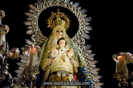 Salida Procesional de la Virgen del Águila 2018 (13)