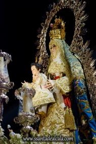 Salida Procesional de la Virgen del Águila 2018 (14)