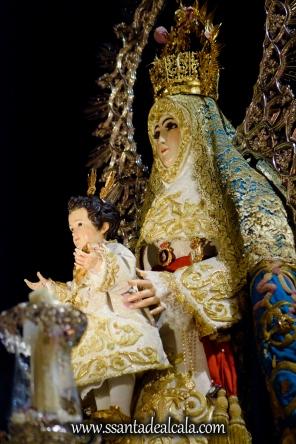 Salida Procesional de la Virgen del Águila 2018 (15)