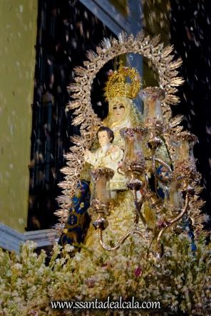 Salida Procesional de la Virgen del Águila 2018 (18)