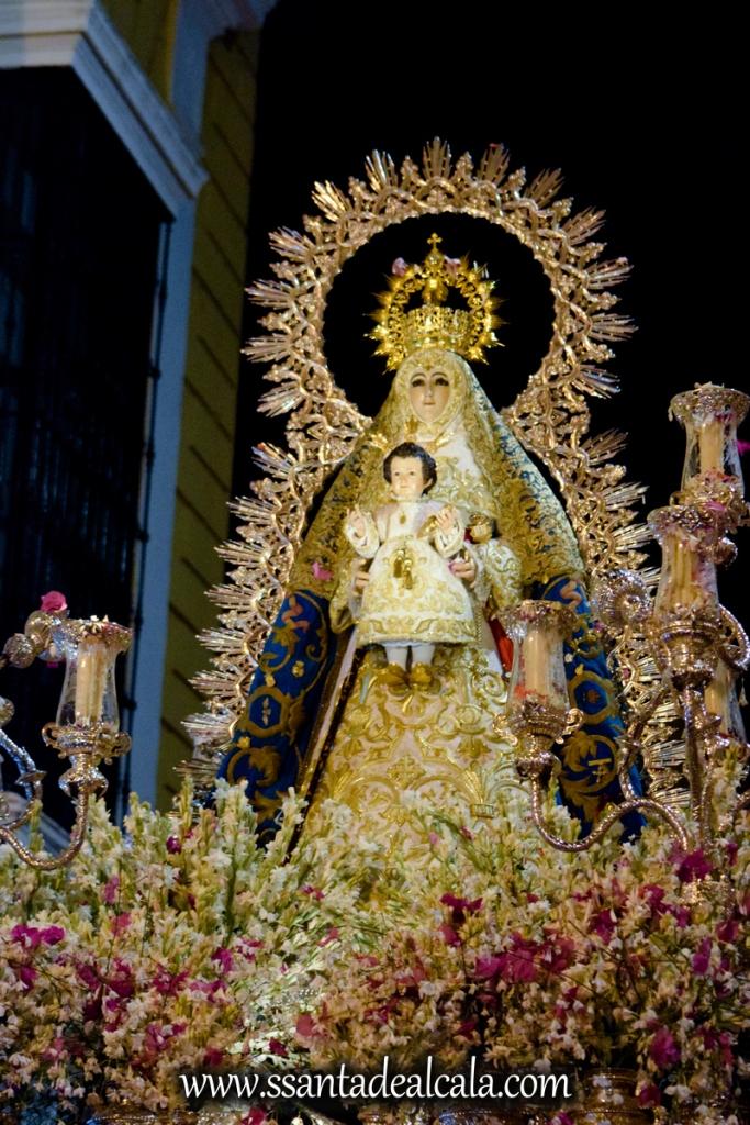Salida Procesional de la Virgen del Águila 2018 (19)