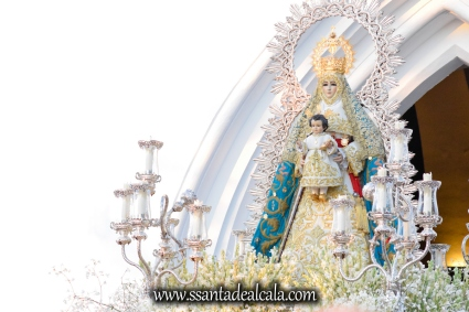 Salida Procesional de la Virgen del Águila 2018 (2)