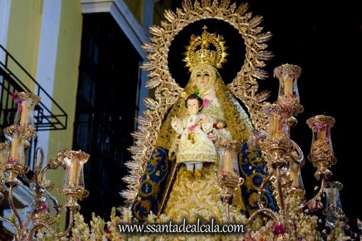 Salida Procesional de la Virgen del Águila 2018 (20)