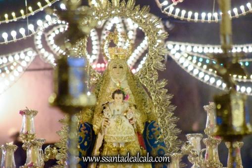 Salida Procesional de la Virgen del Águila 2018 (21)
