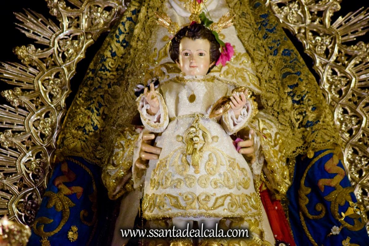 Salida Procesional de la Virgen del Águila 2018 (23)