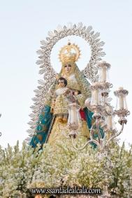 Salida Procesional de la Virgen del Águila 2018 (3)