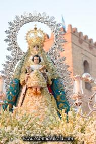 Salida Procesional de la Virgen del Águila 2018 (4)