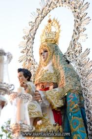 Salida Procesional de la Virgen del Águila 2018 (5)