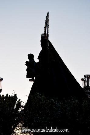 Salida Procesional de la Virgen del Águila 2018 (6)