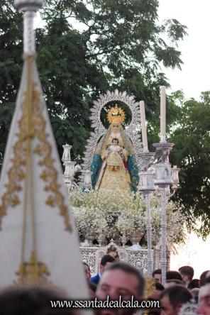 Salida Procesional de la Virgen del Águila 2018 (7)