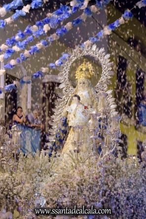 Salida Procesional de la Virgen del Águila 2018 (8)