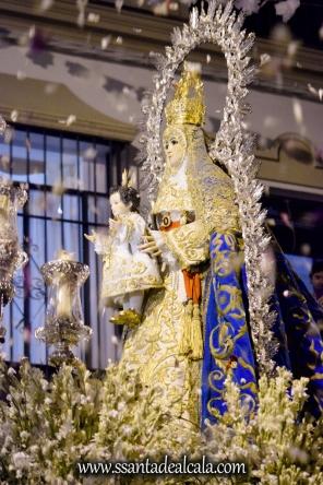 Salida Procesional de la Virgen del Águila 2018 (9)