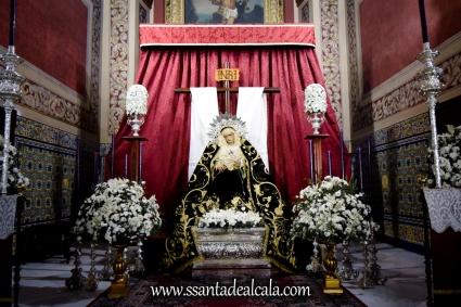 Tríduo y Besamanos a la Virgen de los Dolores 2018 (1)