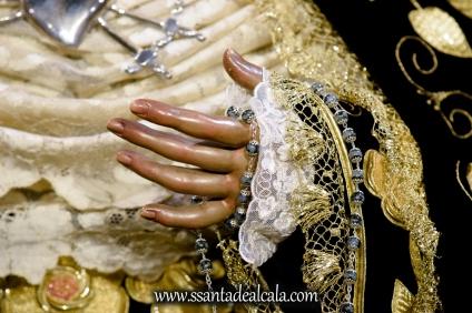 Tríduo y Besamanos a la Virgen de los Dolores 2018 (16)