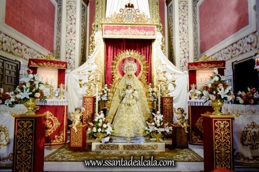 Tríduo y Besamanos a la Virgen del Dulce Nombre 2018 (1)