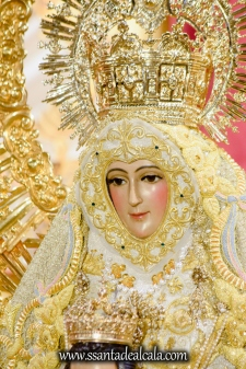 Tríduo y Besamanos a la Virgen del Dulce Nombre 2018 (11)
