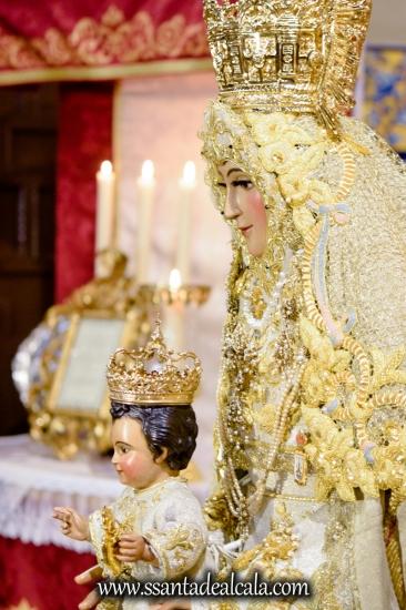 Tríduo y Besamanos a la Virgen del Dulce Nombre 2018 (12)