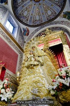 Tríduo y Besamanos a la Virgen del Dulce Nombre 2018 (15)