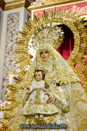 Tríduo y Besamanos a la Virgen del Dulce Nombre 2018 (16)