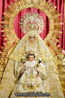Tríduo y Besamanos a la Virgen del Dulce Nombre 2018 (3)