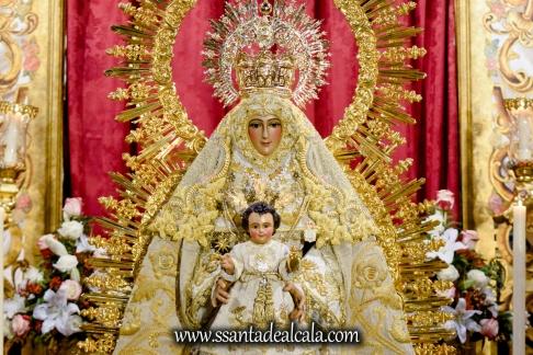 Tríduo y Besamanos a la Virgen del Dulce Nombre 2018 (5)