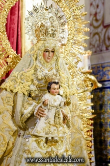 Tríduo y Besamanos a la Virgen del Dulce Nombre 2018 (6)