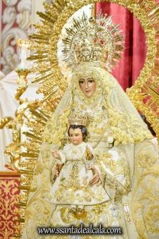 Tríduo y Besamanos a la Virgen del Dulce Nombre 2018 (8)