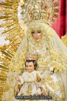 Tríduo y Besamanos a la Virgen del Dulce Nombre 2018 (9)