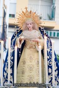 Rosario de la Aurora de la Virgen del Rosario 2018 (2)