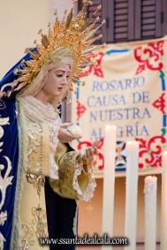 Rosario de la Aurora de la Virgen del Rosario 2018 (3)