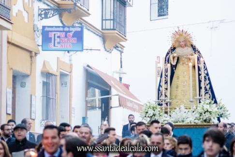 Rosario de la Aurora de la Virgen del Rosario 2018 (7)