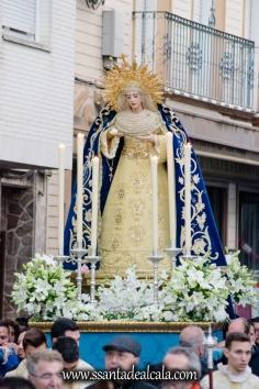 Rosario de la Aurora de la Virgen del Rosario 2018 (9)