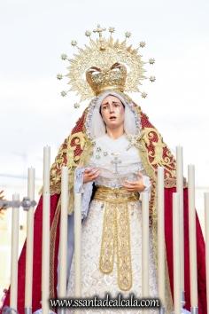 Rosario de Vísperas de la Virgen de las Angustias 2018 (1)
