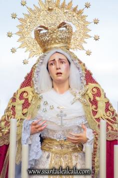 Rosario de Vísperas de la Virgen de las Angustias 2018 (2)