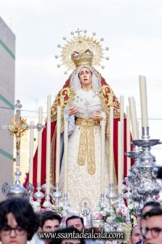 Rosario de Vísperas de la Virgen de las Angustias 2018 (3)