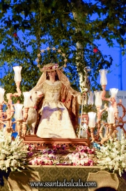 Salida Procesional de la Divina Pastora 2018 (14)