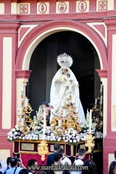 Salida Procesional de la Virgen del Rosario 2018 (1)