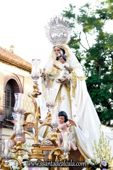Salida Procesional de la Virgen del Rosario 2018 (10)