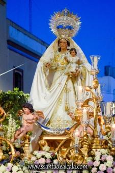 Salida Procesional de la Virgen del Rosario 2018 (13)
