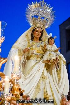 Salida Procesional de la Virgen del Rosario 2018 (14)