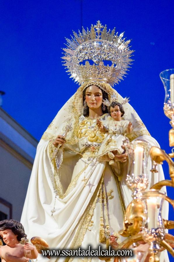 Salida Procesional de la Virgen del Rosario 2018 (15)
