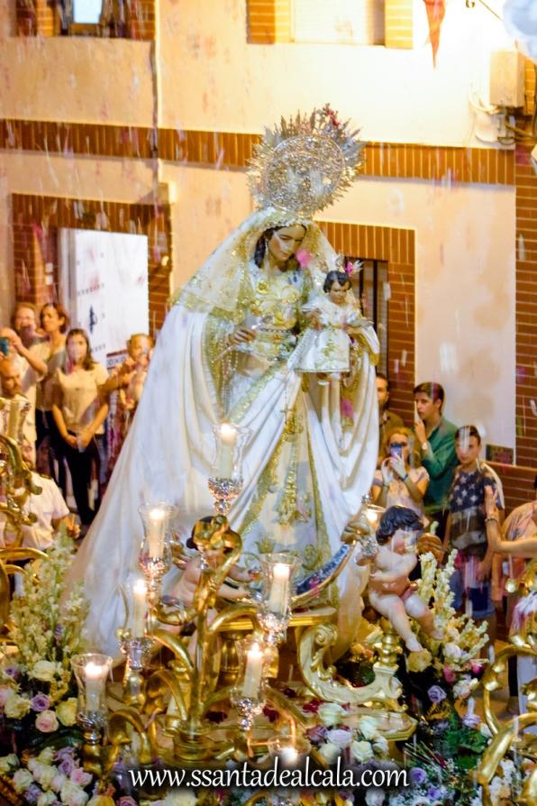 Salida Procesional de la Virgen del Rosario 2018 (17)