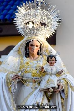 Salida Procesional de la Virgen del Rosario 2018 (2)