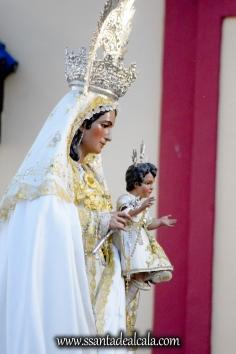 Salida Procesional de la Virgen del Rosario 2018 (3)