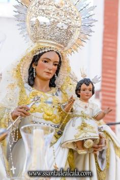 Salida Procesional de la Virgen del Rosario 2018 (4)