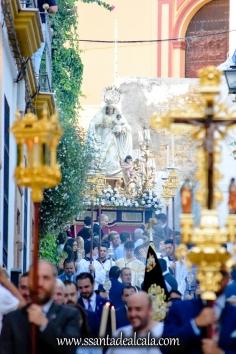 Salida Procesional de la Virgen del Rosario 2018 (5)